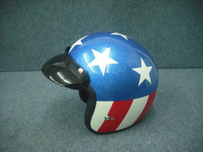Casco Jet Origine Easy Rider